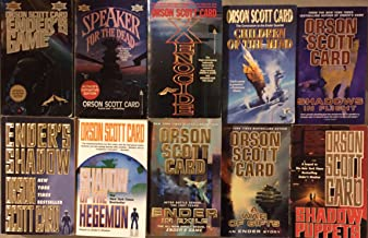 Orson Scott Card's Ender Series Collection 10 Book Set