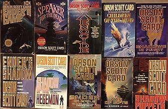 Orson Scott Card's Ender Series Collection 10 Book Set