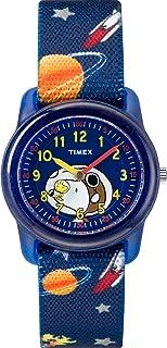 Timex Kid's x Peanuts - 28 mm Elastic Fabric Watch