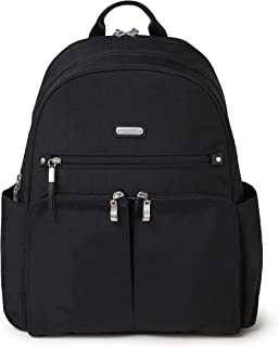 Baggallini The New Classic Collection Here And There Laptop Backpack (Black)
