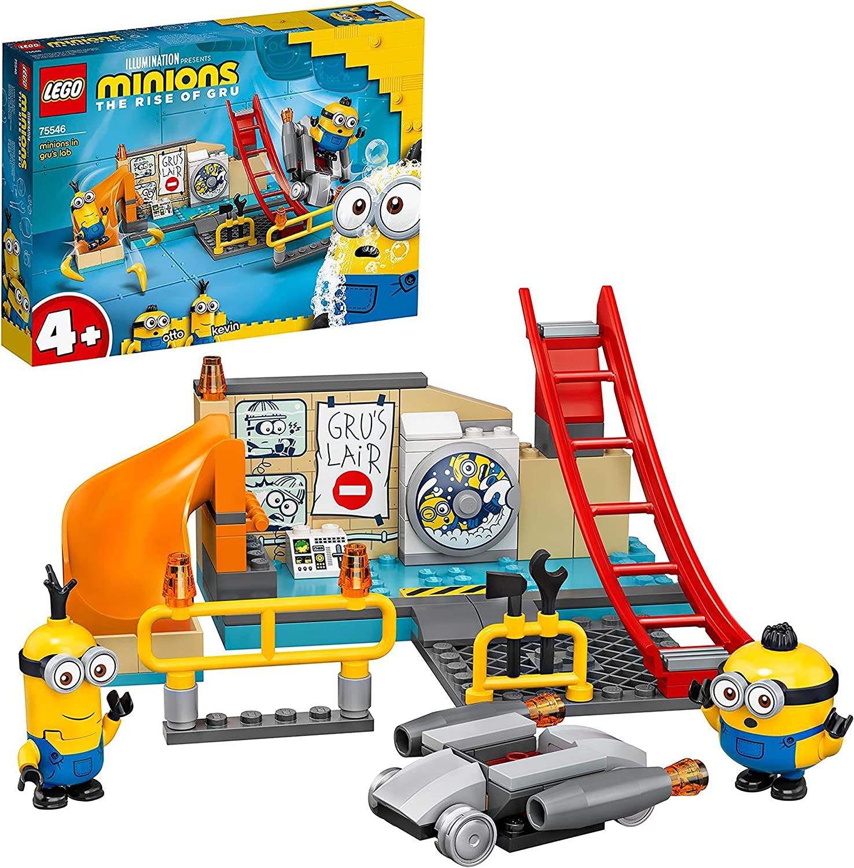 Juego #LEGO Minions El origen de Gru por sólo 15,89€ ¡¡21% de descuento!!