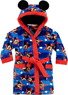 Disney Boys' Mickey Mouse Robe