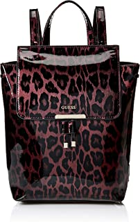 Varsity Pop Leopard Backpack