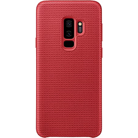Samsung Hyperknit Cover Für Das Galaxy S9 Rot Elektronik