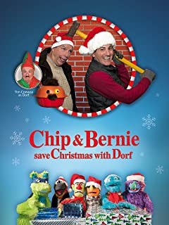 Chip and Bernie Save Christmas with Dorf