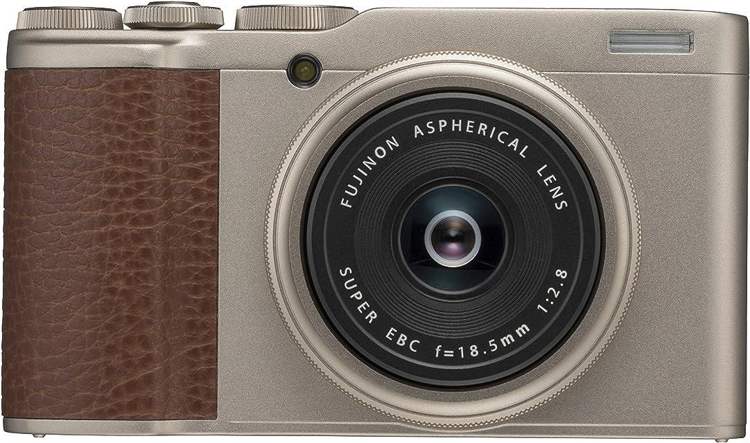 Fujifilm XF10 Cámara Digital 1 Dorado