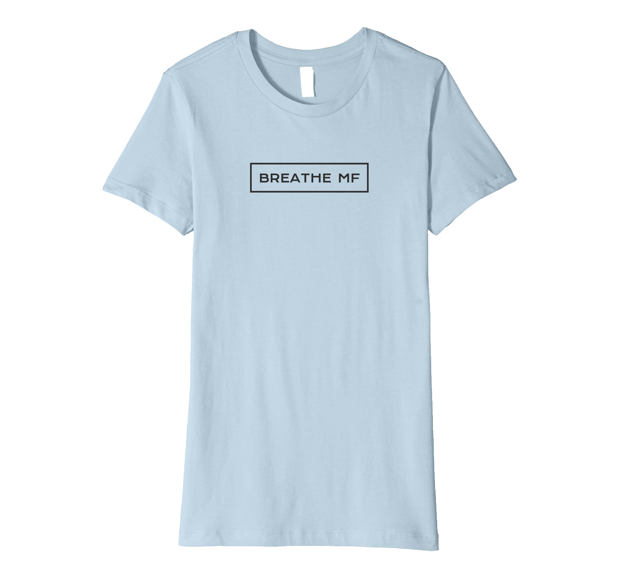 41ee041b79465 Amazon.com: Breathe MF Shirt Inspired By Wim Hof 'Iceman' T-Shirt: Clothing