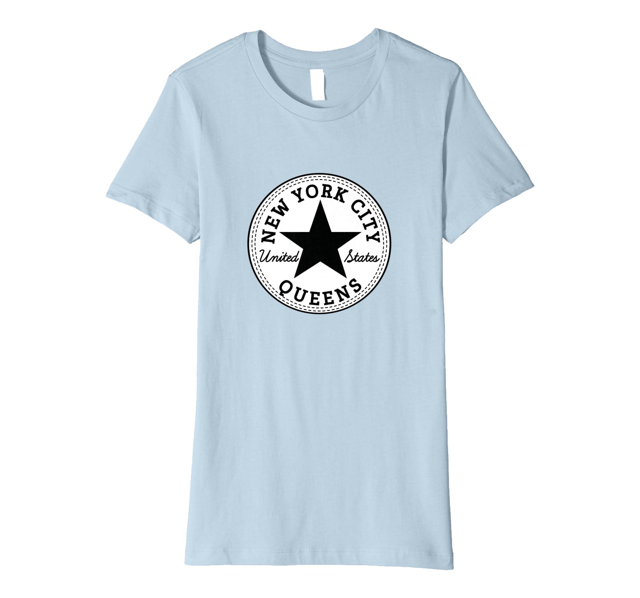 Amazon.com  New York City - Queens - NYC UNITED STATES USA T-Shirt  Clothing 189e21adb3b