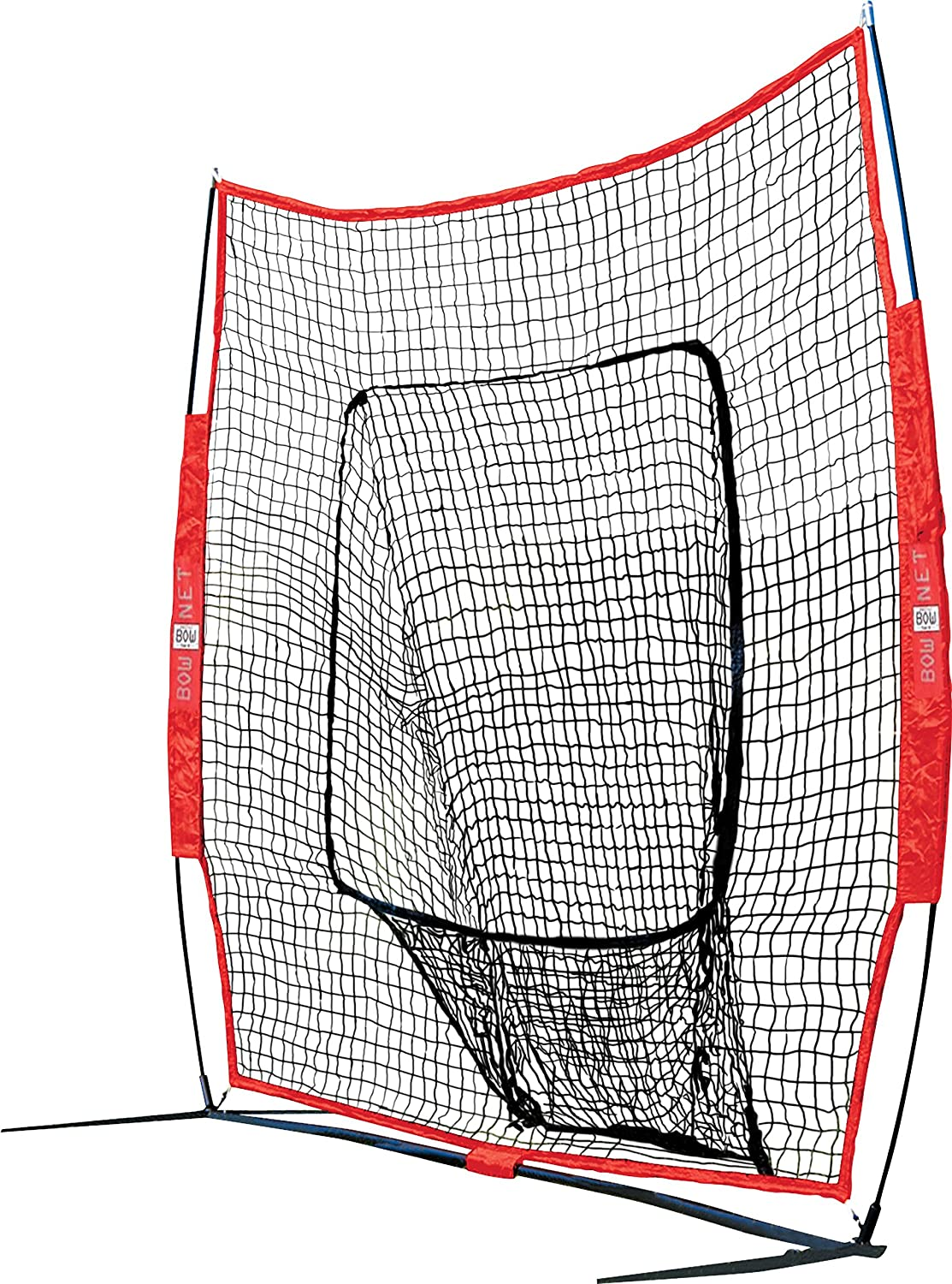 (Red)  Bownet Big Mouth Replacement Net