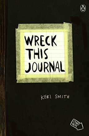 Wreck This Journal [Lingua inglese]