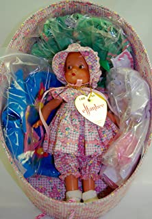 Patsyette Effanbee Doll Co - #9605 Doll Hat Box Set - 8 Inches / COA - 3 Additional Outfits / Doll Stand - 1 of 2800 - OOP / MIB - New - Mint - Collectible