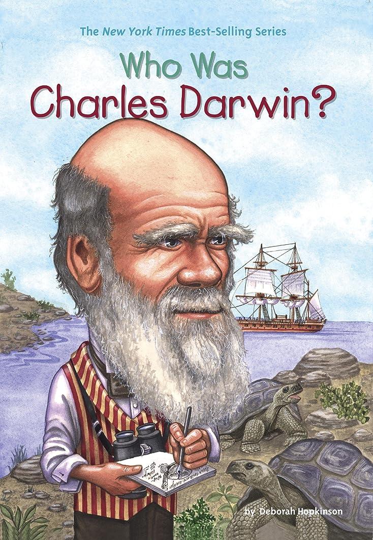 ウミウシ乞食統計的Who Was Charles Darwin? (Who Was?) (English Edition)