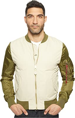 Alpha Industries - L-2B Dragonfly Blood Chit Jacket