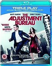 The Adjustment Bureau - Triple Play (Blu-ray   DVD   Digital Copy)