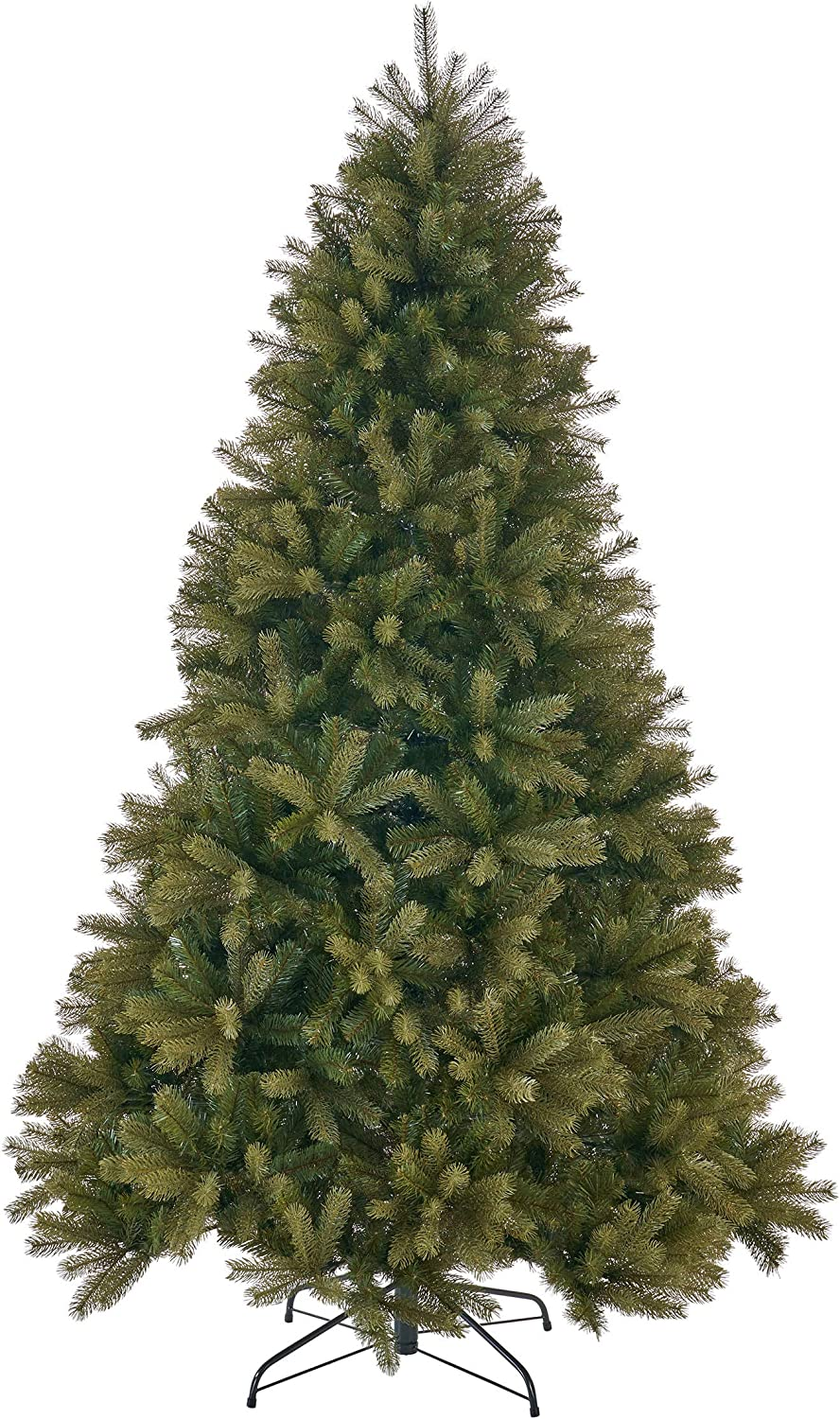 7.5-foot Mixed Spruce Unlit Hinged Recommended Popular products Artificial Tree Christmas