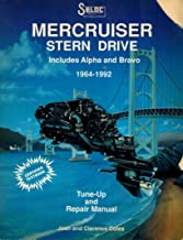 1964-1992 MerCruiser Stern Drive Tune-Up and Repair Manual, Includes Alpha and Bravo (Fourteenth Printing, October, 1992)