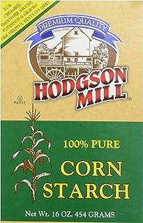 Hodgson Pure Corn Starch, 16 oz