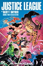 Justice League by Scott Snyder Book Two Deluxe Edition (Justice League (2018-) 2)