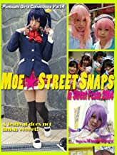 Ponbashi Girls Collections Vol14 MOE STREET SNAPS In Street Festa 2014 (Japanese Edition)