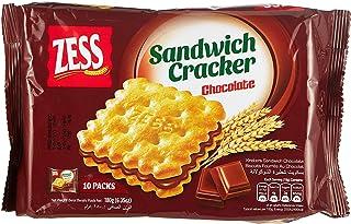 Zess Sandwich Cracker, Choco, 180 gm