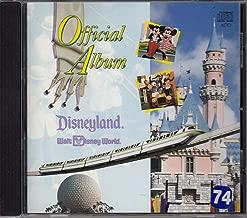The Official Album of Disneyland and Walt Disney World