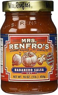 Mrs. Renfro's Habanero Salsa Hot -- 16 oz