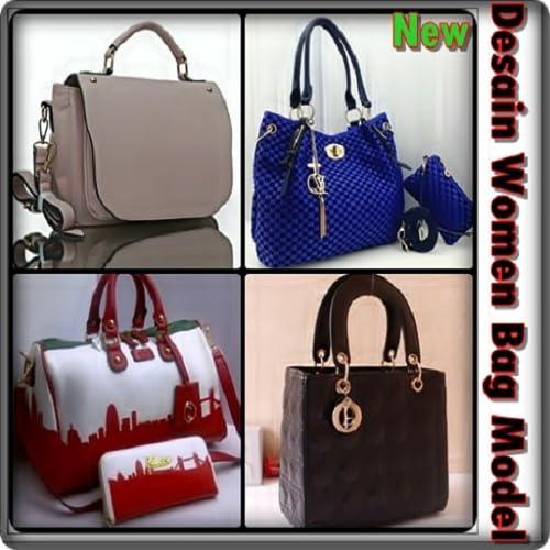 Desain Women Bag Model
