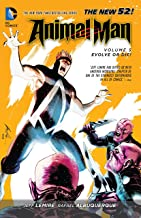 Animal Man Vol. 5: Evolve or Die! (The New 52) (Animal Man: The New 52!)