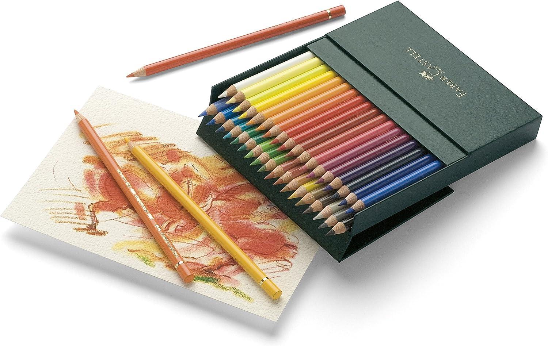 Faber-Castell 110038 - Farbstift POLYCHROMOS, 36er Atelierbox B000UEAKC4   Bestellung willkommen