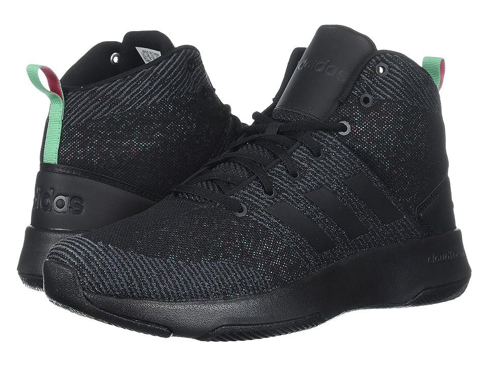 adidas CF Executor Mid (Black/Black/Carbon) Men