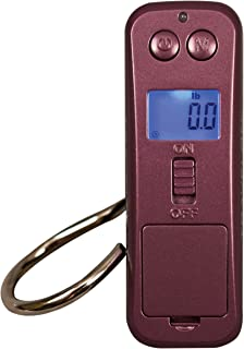 Travelon Micro Scale, Red, One Size