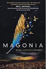 Magonia Kindle Edition