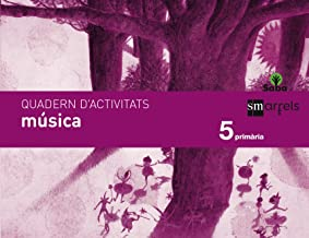 Quadern música. 5 Primària. Saba - 9788467555509