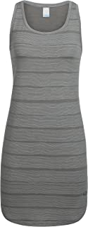 Icebreaker Merino Women's Yanni Tank Summer Travel Dress, New Zealand Merino Wool