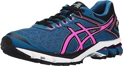 Amazon.com | ASICS Women's GT 1000 4 G TX Running Shoe | Road Running