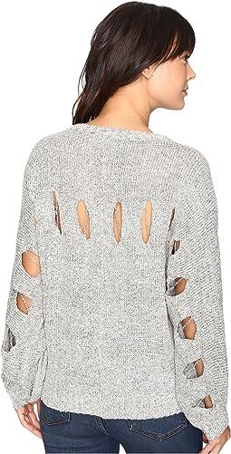 Janiya Oversized Knit Sweater
