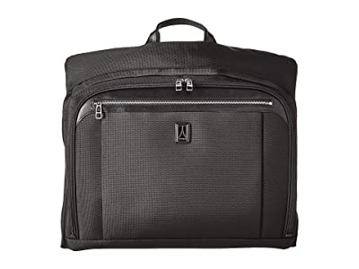 Travelpro Platinum(r) Elite Bifold Carry-On Garment Valet (Shadow Black) Luggage