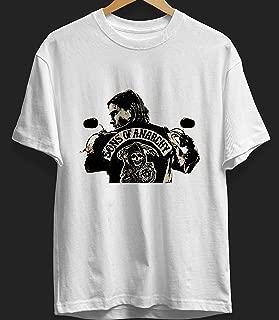 Jax Teller Tig Trager Gemma Teller Morrow Sons Of Anarchy T Shirt Long Sleeve Sweatshirt Hoodie for Men and Women