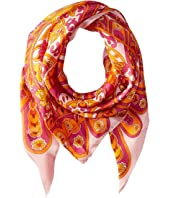Echo Design - Baracoa Silk Triangle Scarf