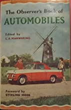 The Observer's Book of Automobiles 1961