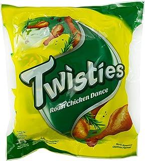 Twisties Chicken Dance Snack, 120g (Pack of 8)