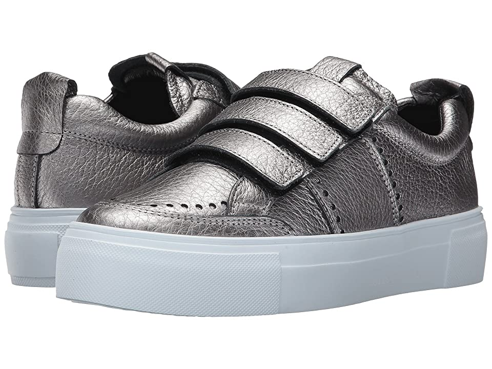 Kennel & Schmenger Big Metallic Sneaker (Gunmetal Metallic) Women