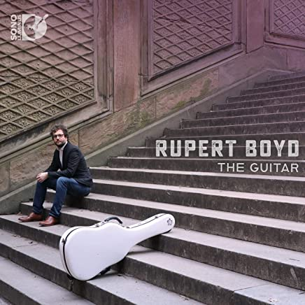 Rupert Boyd - Rupert Boyd: The Guitar (2019) LEAK ALBUM