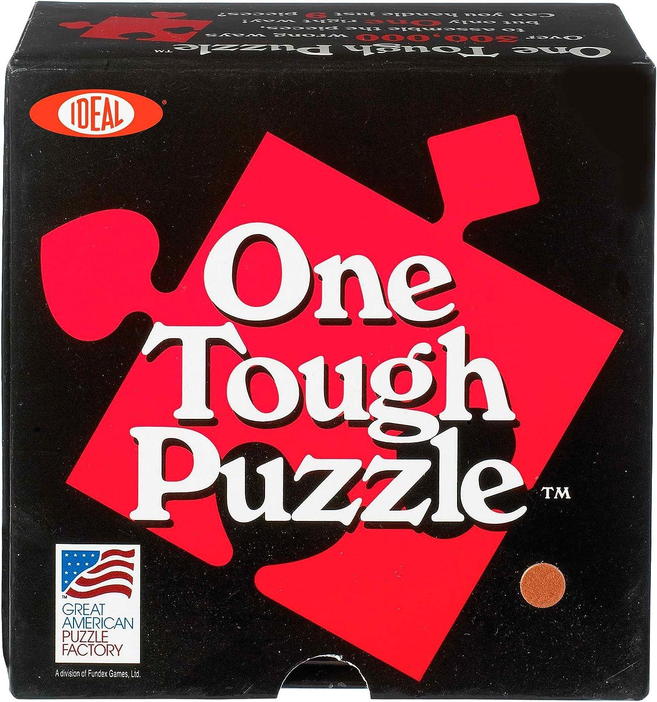 Ideal One Tough Puzzle