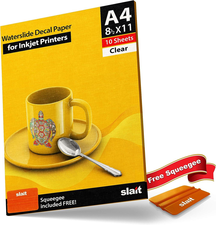 Ultra-Cheap Deals Slait Inkjet Paper Waterslide Clear Decal Picture - Import