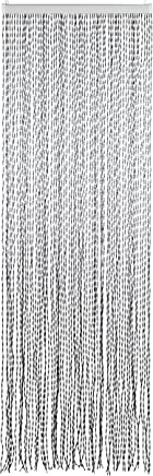 Queue de chat Arisol Moustiquaire 185x56 cm Gris//Bleu