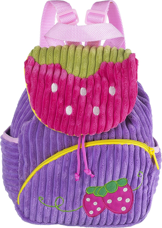 Ganz 10 Strawberry Backpack Polyester Plush