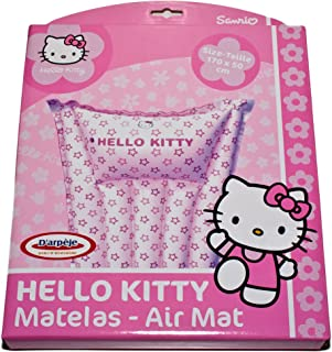 DP Colchoneta hinchable Hello Kitty 170 x 50 cm: Amazon.es ...