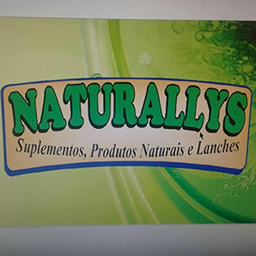 Naturallys Suplementos, produtos naturais e lanches