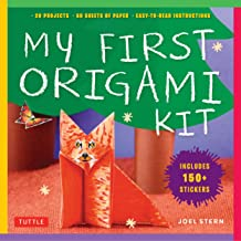 Download My First Origami Kit: [Origami Kit with Book, 60 Papers, 150 Stickers, 20 Projects] PDF